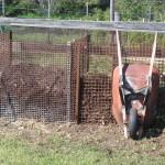 Funk's compost bins