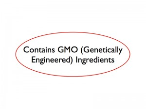 GMO-Label clear