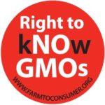 GMO Button